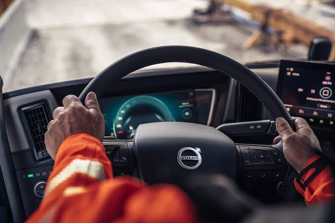 Driver position