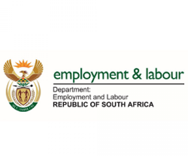 Department of Employment and Labor: Internships 2021/2022